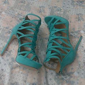 Justfab Sandal heels